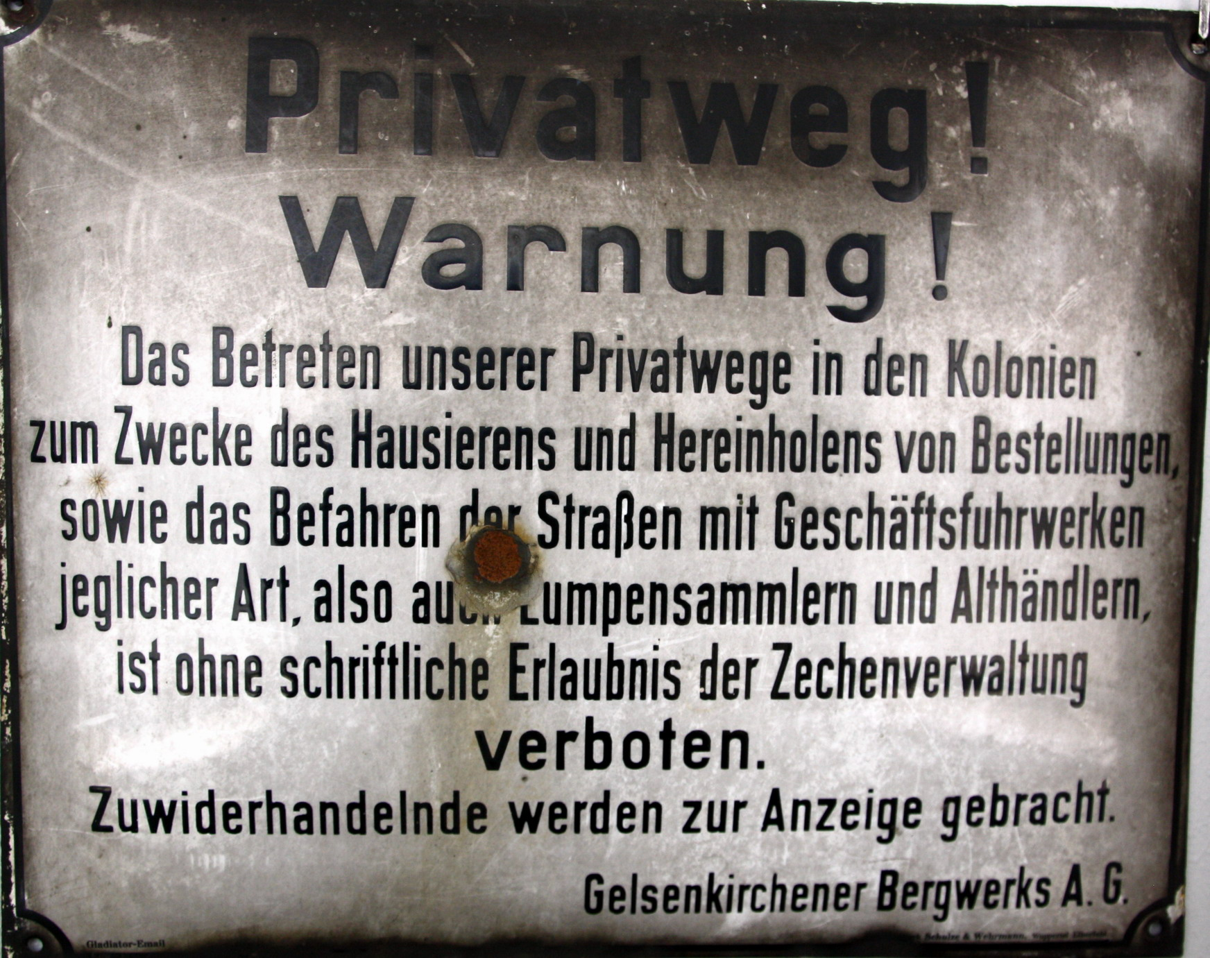 Kindheit Folge 5 Warnung