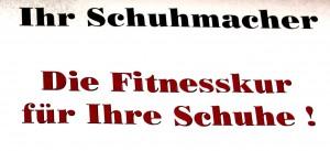 Schuhmacher 1