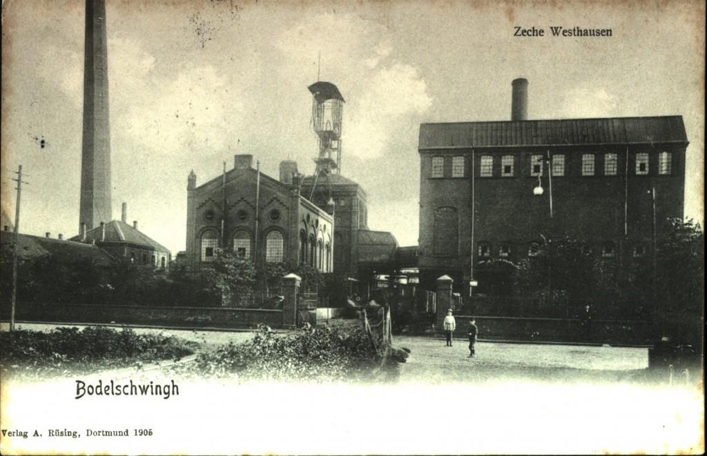 Kindheit Westhausen