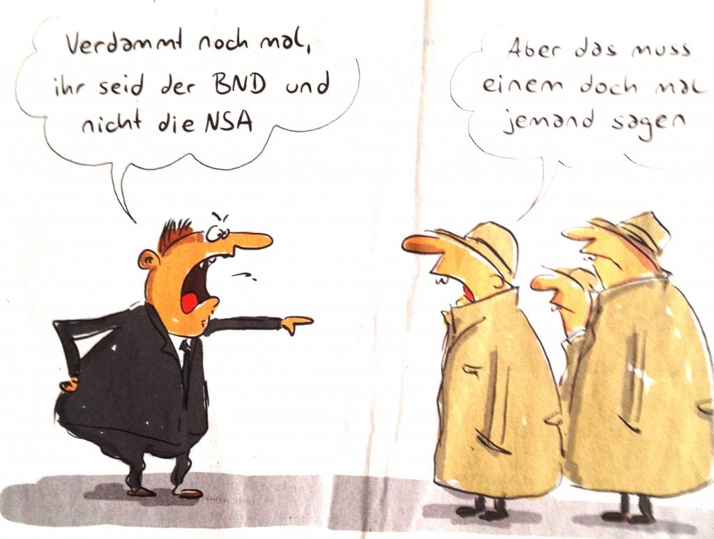Mario Lars BND