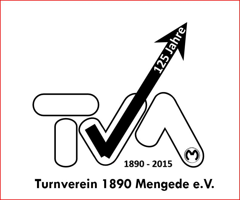 TV Mengede 125 Jahr Logo