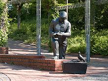 letzte Mohikaner 4-Taubenvatter_Denkmal_2