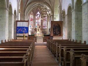 Selm_Schloss_Cappenberg_Stiftskirche_Innen
