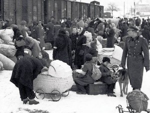 Vertriebene 1945