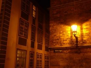 Nachts in Riga