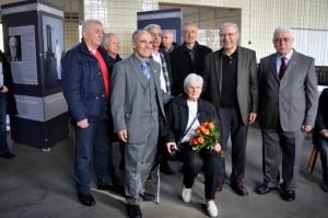 """Türkischen Männer, die im Alter von 14 bis 16 Jahren nach Deutschland gekommen sind """"Pestalozzimutter"""" Paula Specht (86)"""