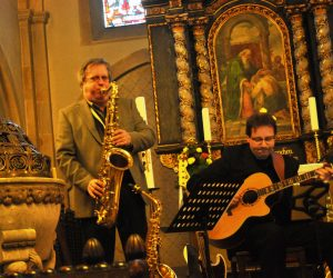 Bernhard Well (li) und Christoph Steiner