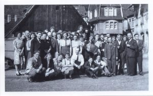 Chorausflug 1947