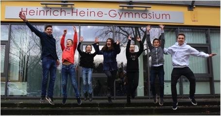so cheap sneakers many fashionable Tag der offenen Tür 2018 am Heinrich-Heine-Gymnasium ...